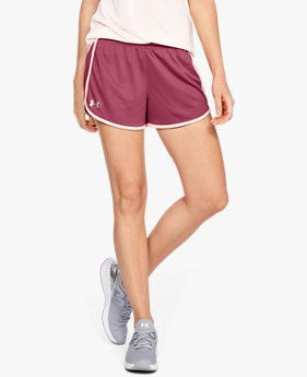 "Women's UA Tech™ Mesh 3"" Shorts"